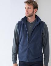Men´s Sleeveless Microfleece Jacket
